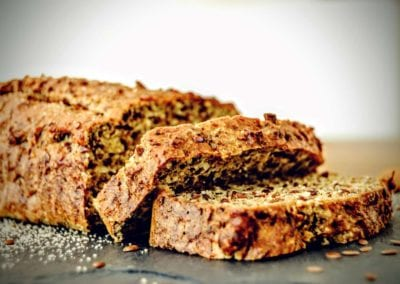 Low Carb Brot Rezept