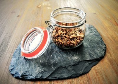 Granola low carb rezept