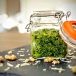Pesto Rezept Rucola Walnuss
