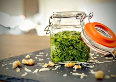 Rucola Walnuss Pesto