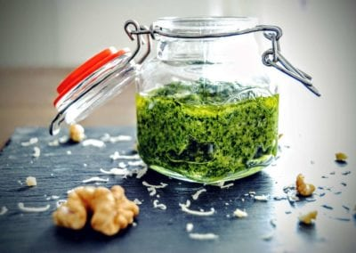 Featured Rucola Walnuss Pesto