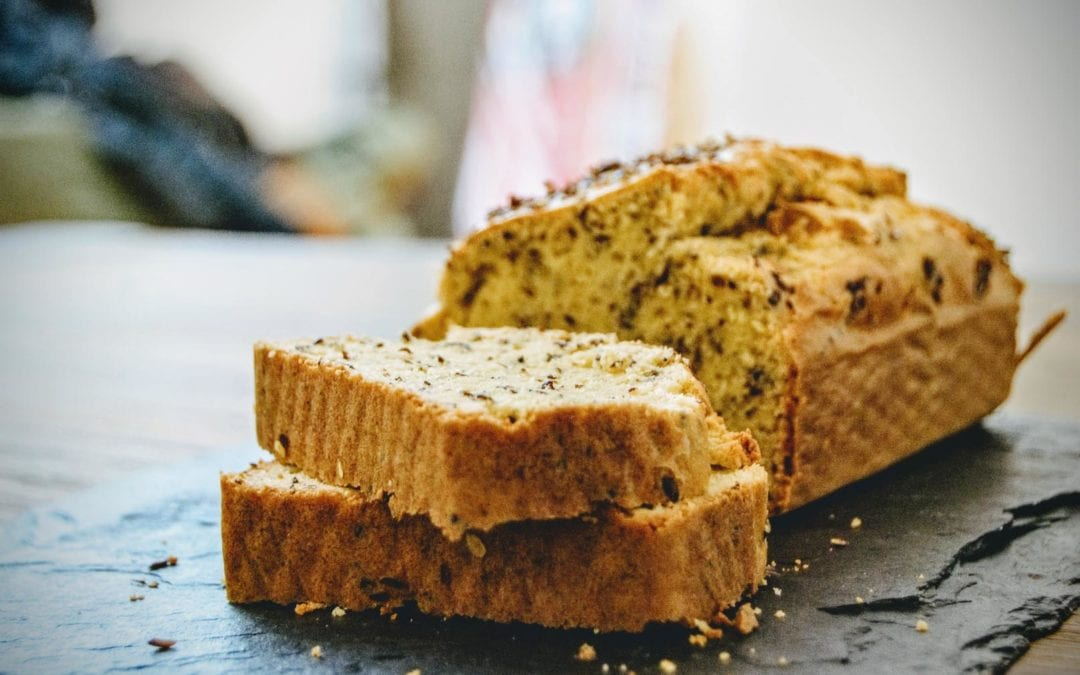 Low Carb Toastbrot ohne Kohlenhydrate – Selber machen