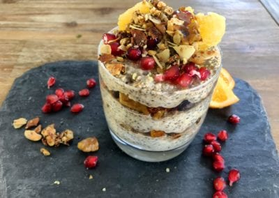 Bircher Chia Pudding