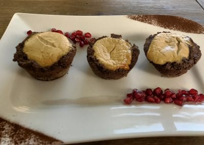low carb muffin