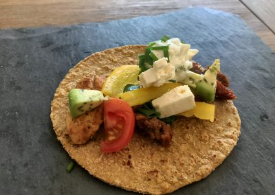 low carb tortilla keto