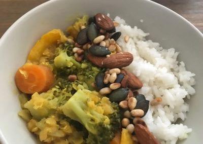 vegane rezepte curry